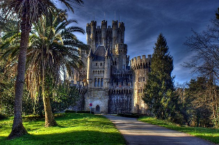 замки в испании купить